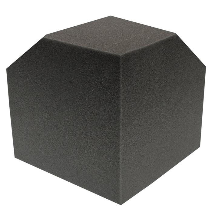 acoustic foam corner cubes