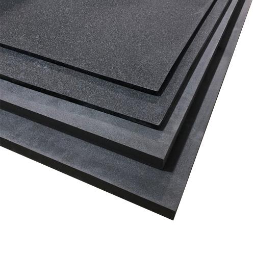 black plastazote