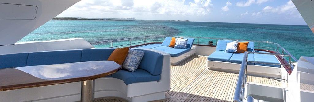 boat deck bed foam