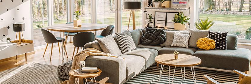 sofa cushion replacement