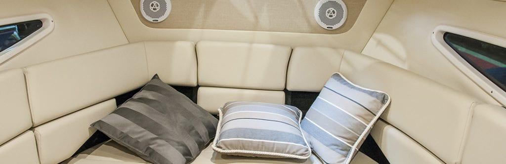 yacht foam cushions