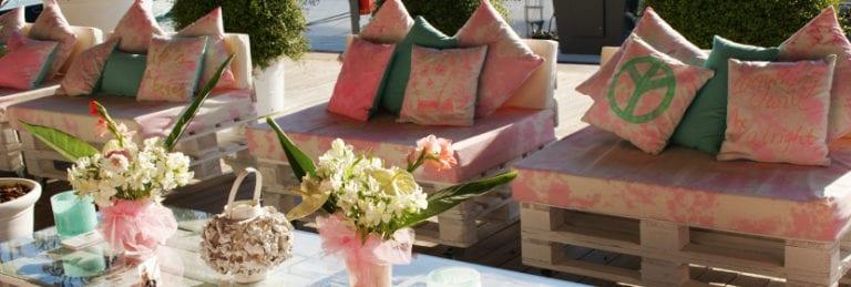 Pallet Furniture Foam Cushions
