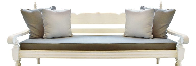 bench cushions foam